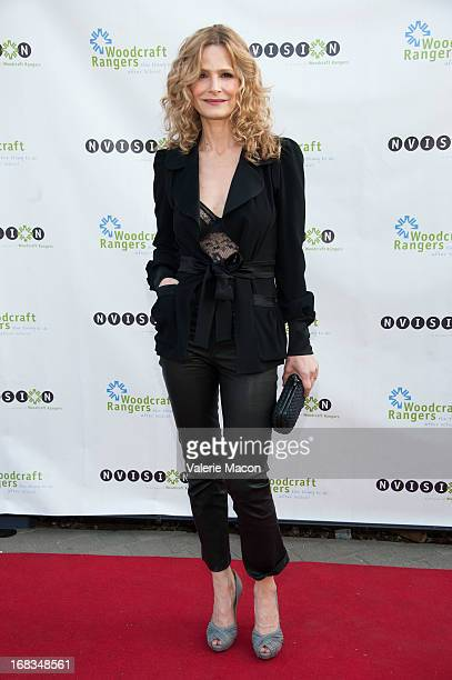 Kyra Sedgwick arrives at Kyra Sedgwick Hosts Woodcraft Rangers 90th Anniversary Gala at LA Plaza de Cultura y Artes on May 8 2013 in Los Angeles...