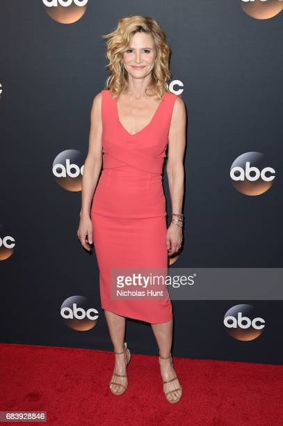 Kyra Sedgwick attends the 2017 ABC Upfront on May 16 2017 in New York City
