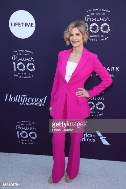 Kyra Sedgwick attends the Hollywood Reporter/Lifetime WIE Breakfast at Milk Studios on December 6 2017 in Hollywood California