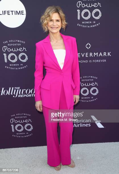 Kyra Sedgwick attends The Hollywood Reporter's 2017 Women In Entertainment Breakfast at Milk Studios on December 6 2017 in Los Angeles California