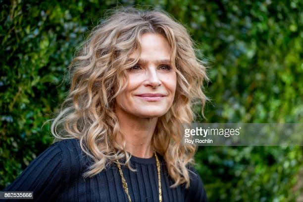 Kyra Sedgwick attends Through Her Lens The Tribeca Chanel Women's Filmmaker Program Luncheon at Locanda Verde on October 17 2017 in New York City