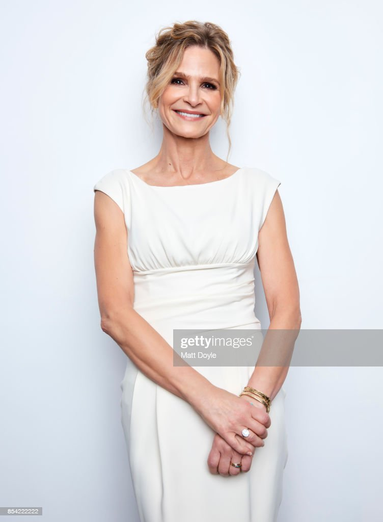 Kyra Sedgwick poses for a portraits at the Tribeca TV festival at Cinepolis Chelsea on September 24, 2017.