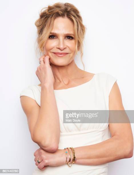 Kyra Sedgwick poses for a portraits at the Tribeca TV festival at Cinepolis Chelsea on September 24 2017