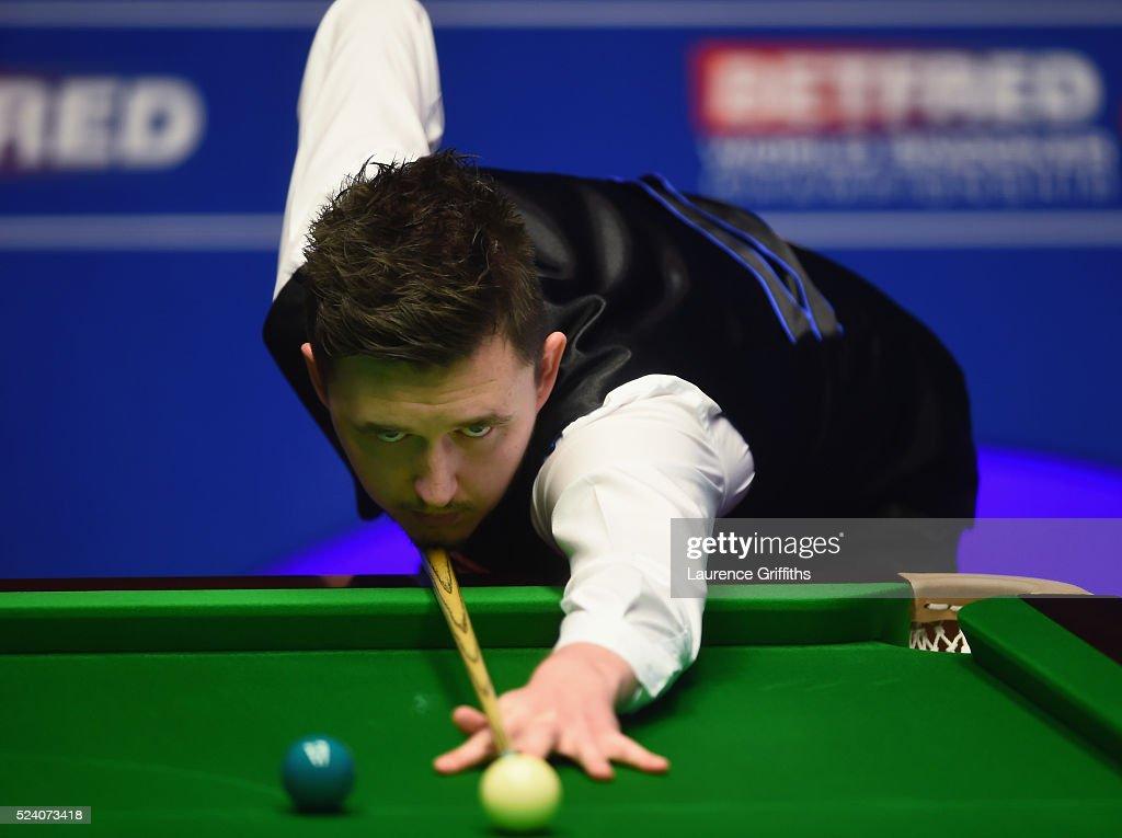 World Snooker Championship - Day 10 : News Photo