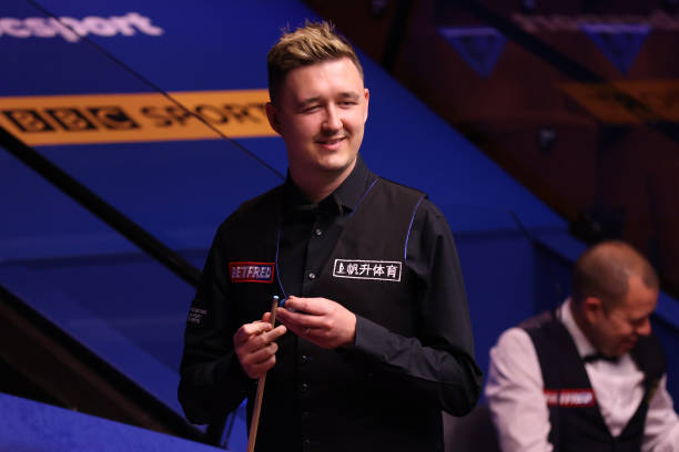 GBR: Betfred World Snooker Championship - Day Seven
