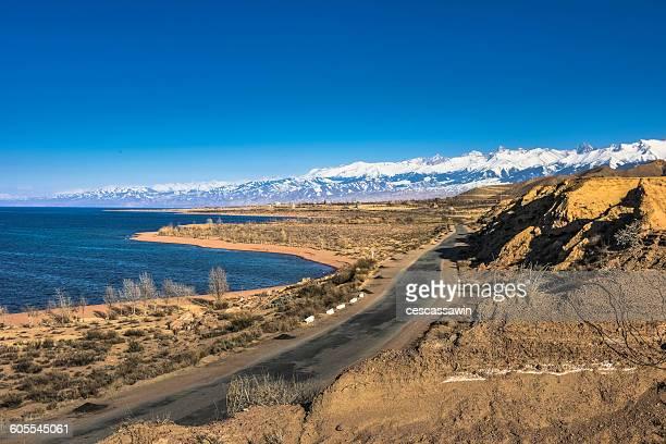 Kyrgystan, Lake Issyk-kul