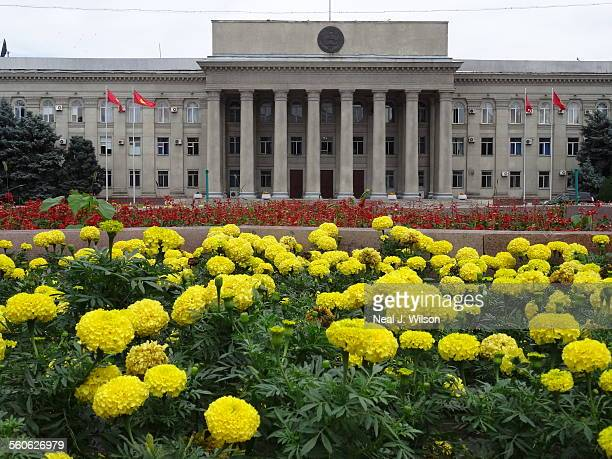 kyrgyzstan - kyrgyzstan stock pictures, royalty-free photos & images