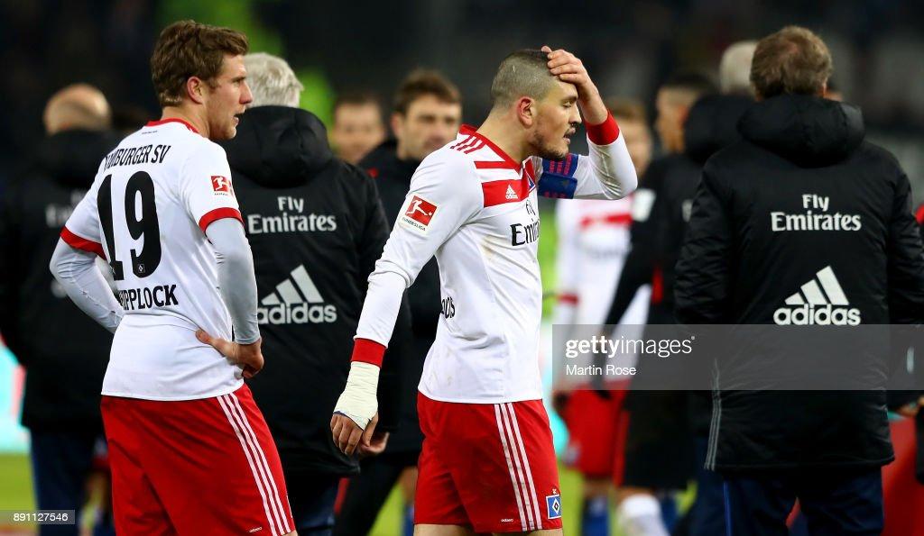 Hamburger SV v Eintracht Frankfurt - Bundesliga : News Photo