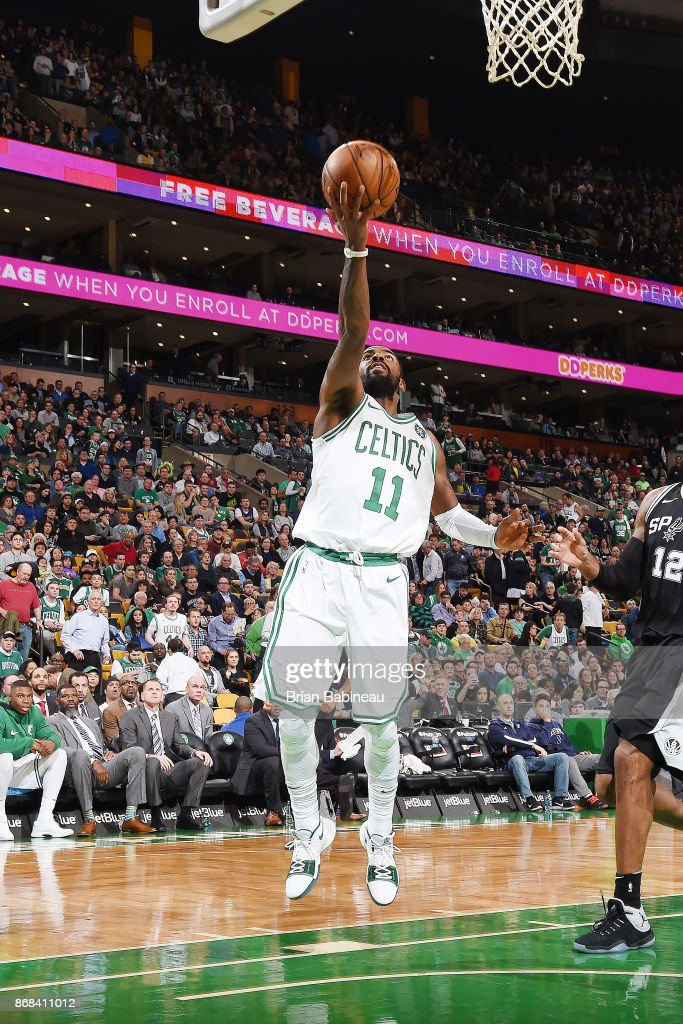 San Antonio Spurs v Boston Celtics : News Photo