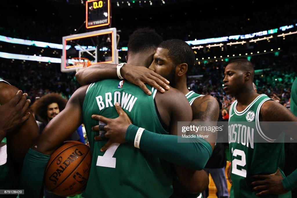 Golden State Warriors v Boston Celtics : News Photo