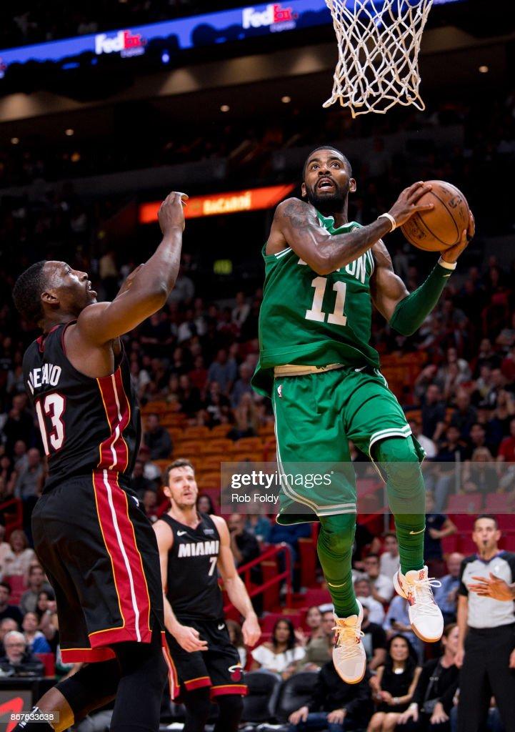 Boston Celtics v Miami Heat : News Photo