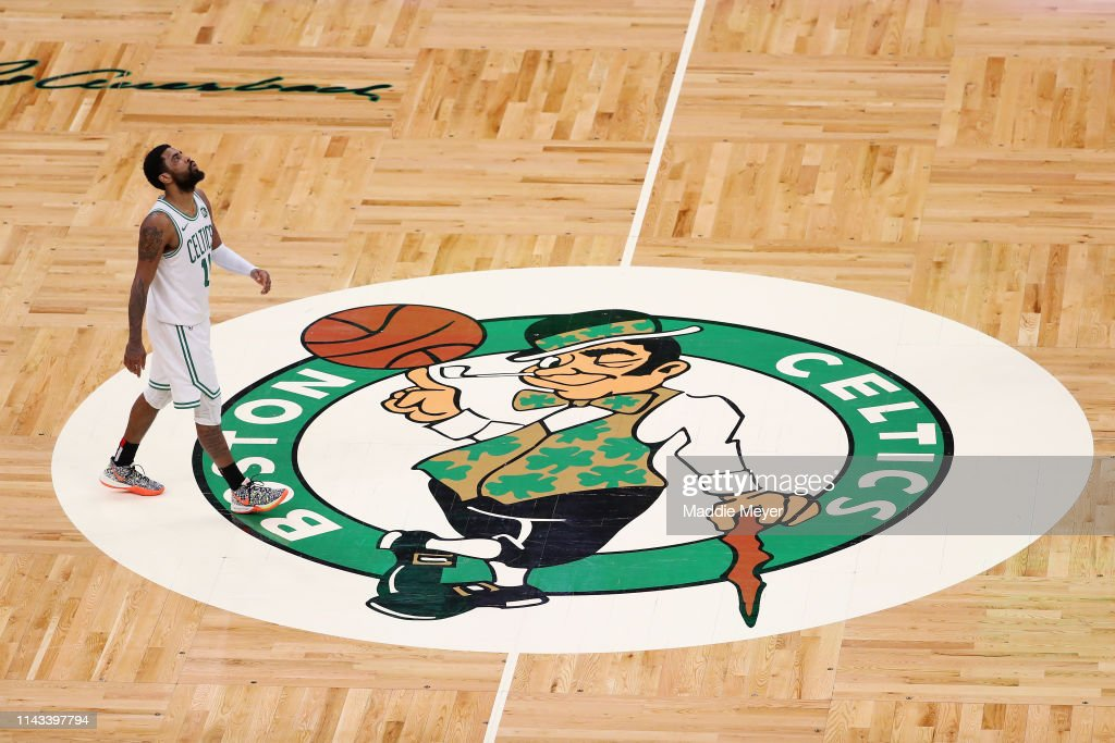 Indiana Pacers v Boston Celtics - Game Two : News Photo