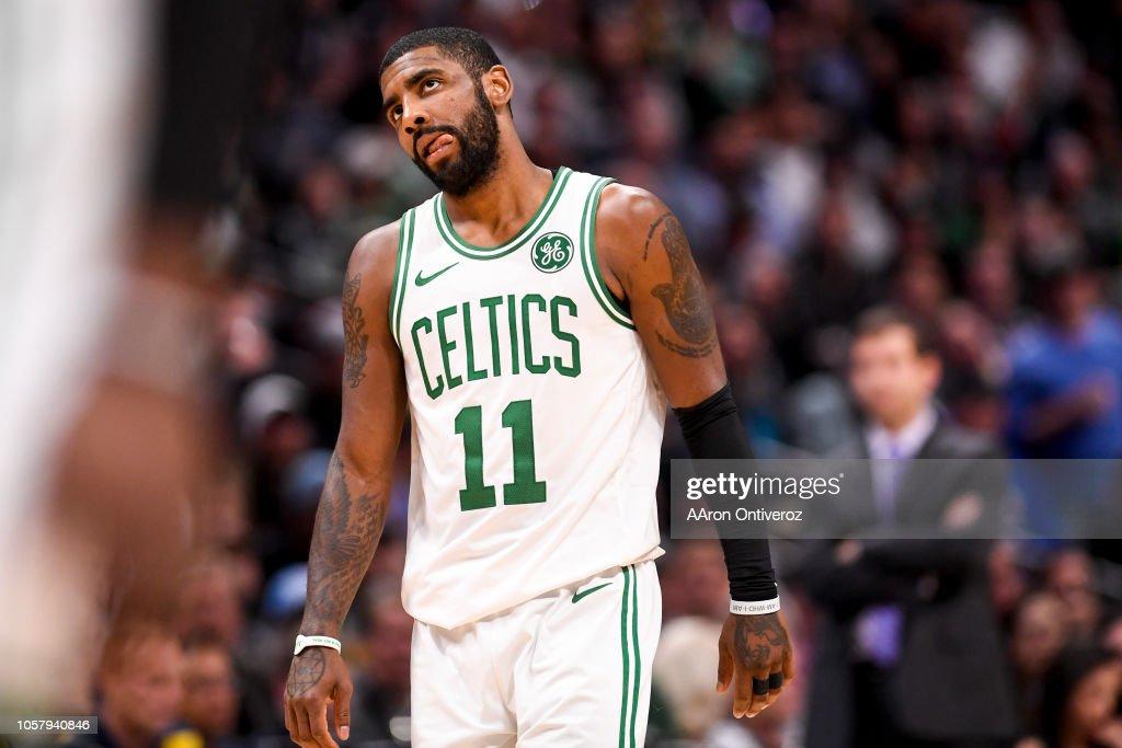 DENVER NUGGETS VS BOSTON CELTICS, NBA : News Photo