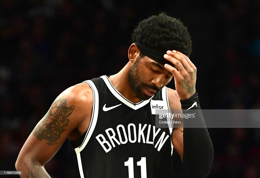 Minnesota Timberwolves v Brooklyn Nets : News Photo