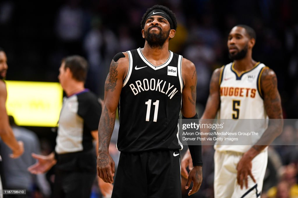 DENVER NUGGETS VS BROOKLYN NETS, NBA REGULAR SEASON : News Photo