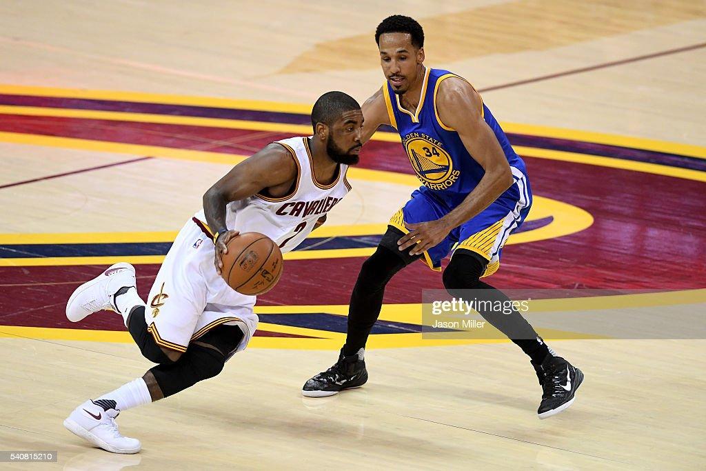 2016 NBA Finals - Game Six : News Photo