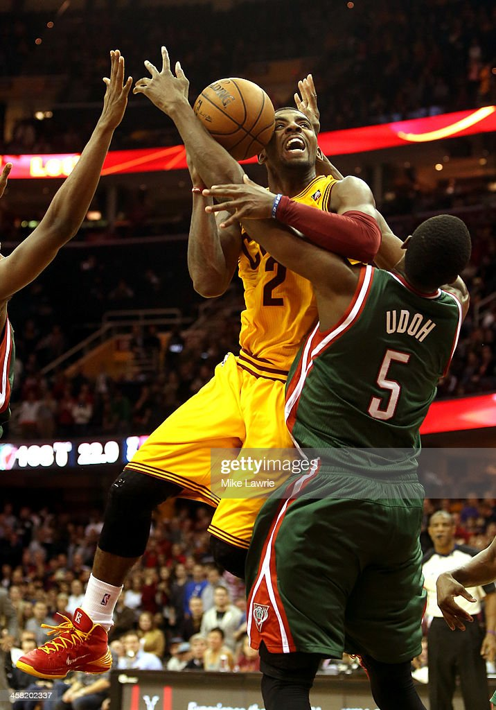 Milwaukee Bucks v Cleveland Cavaliers
