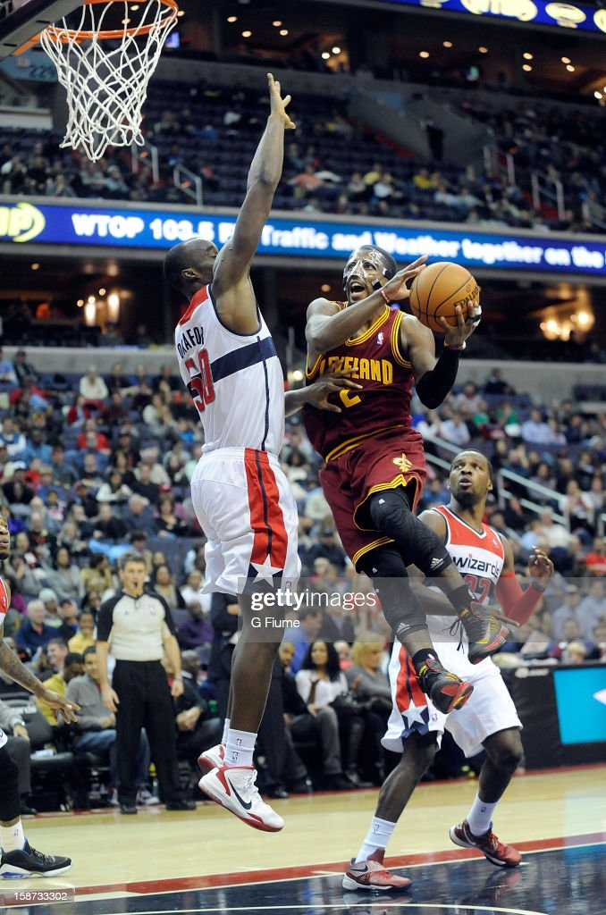 Cleveland Cavaliers v Washington Wizards