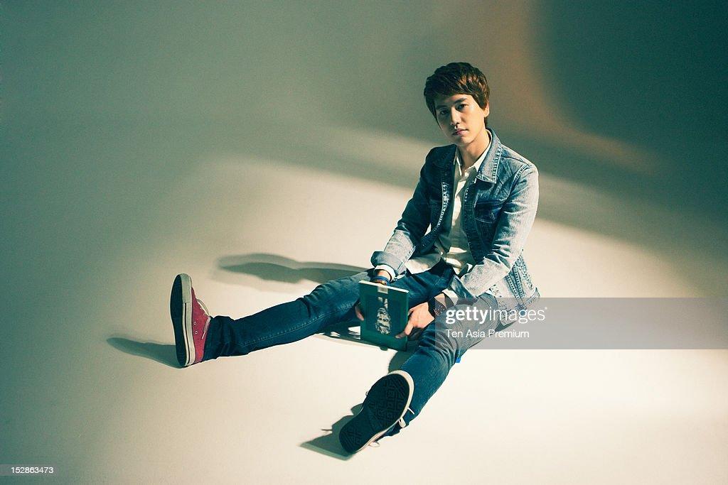 Kyu-Hyun of Super Junior