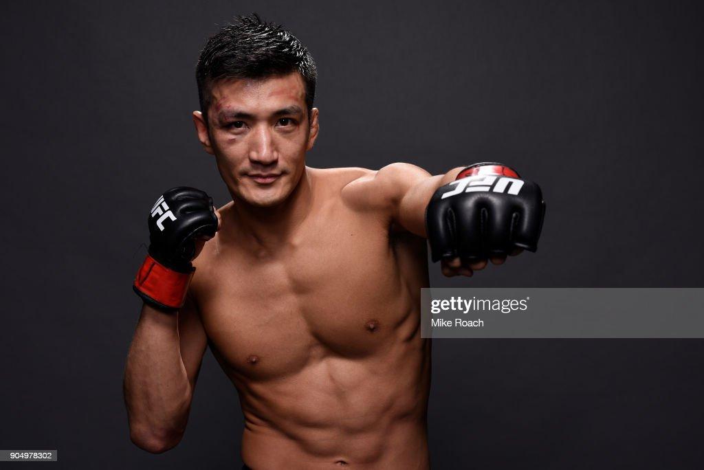 UFC Fight Night: Stephens v Choi