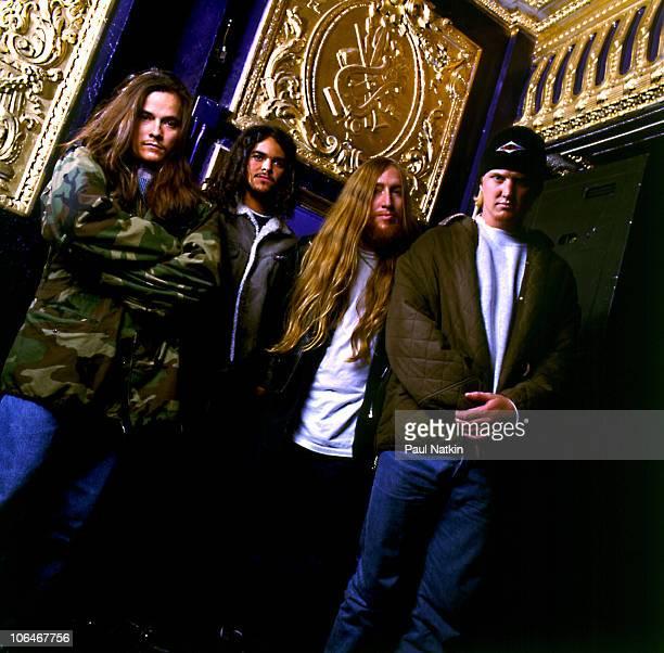 Kyuss on 12/2/92 in Chicago Il