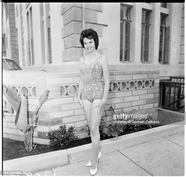 La Ballona Fiesta 'train robbery' 24 July 1961 John HouseGloria De PineDiane GarrisonArthur DavyMacy FriedmanDr Keith CriswellJudy CooperCathy...