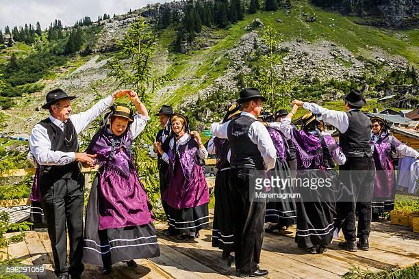 La Belle Dimanche, traditional folk festival
