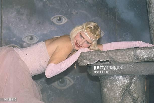 La Belle Epoque show in Paris France on December 11 1987