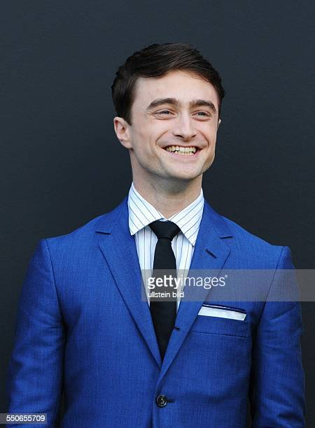 La Biennale de Venezia Italy Filmpremiere KILL YOUR DARLINGS mit Daniel Radcliffe Photocall in Venedig