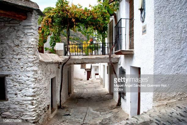 La blanca Andalucía - Capileira - Las Alpujarras