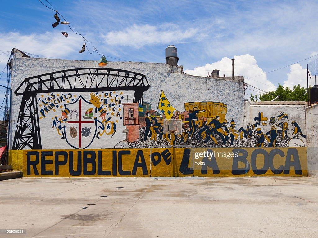 La Boca, Buenos Aires : Stock-Foto