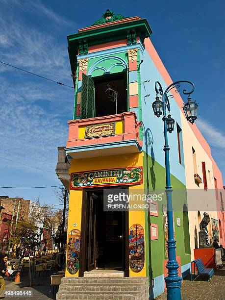 CONTENT] La Boca is a neighbourhood or barrio of the Argentine capital Buenos Aires La Boca is a popular destination for tourists visiting Argentina...