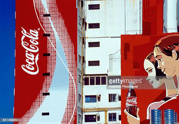 la boca neighborhood, caminito street, advertising - buenos aires stock pictures, royalty-free photos & images