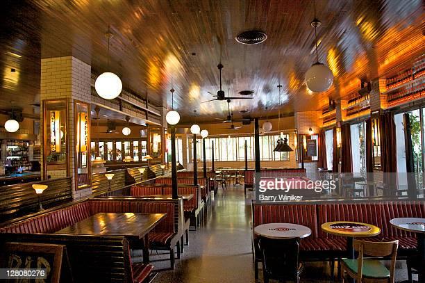 La Bottega Caffe in the Maritime Hotel in Chelsea, New York, NY, U.S.A.
