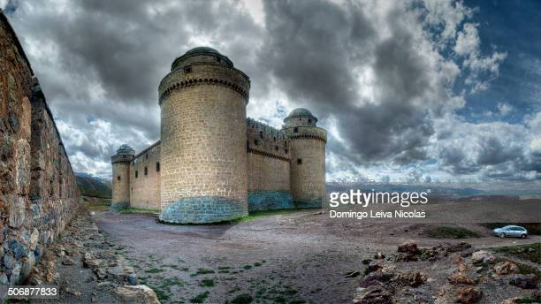 CONTENT] La Calahorra Castle locally known as Castillo de La Calahorra lies on a hill next to the village with the same name in the province of...
