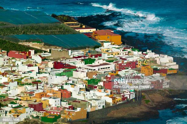 La Caleta de Interian,Tenerife, Canary islands, Spain