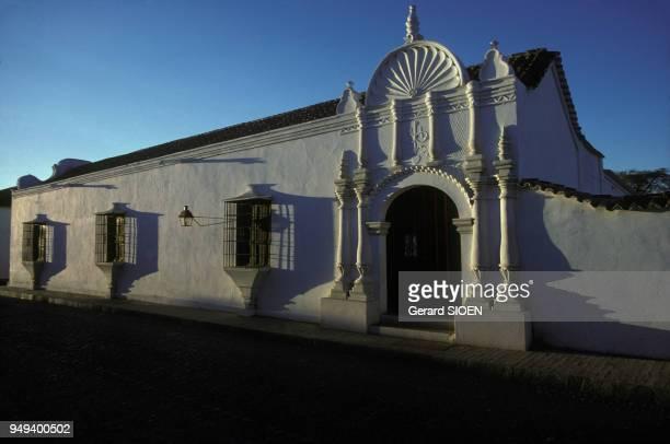 La Casa de las Ventanas de Hierro à Coro au Vénézuela