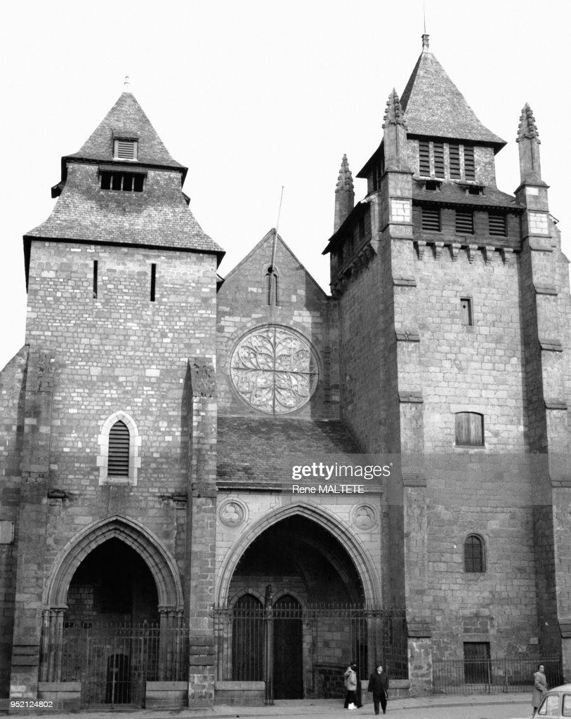 Architecte Cotes D Armor la cathédrale saint-Étienne de saint-brieuc, dans les côtes