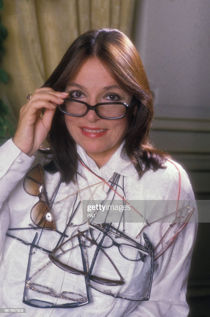Portrait de Nana Mouskouri : News Photo