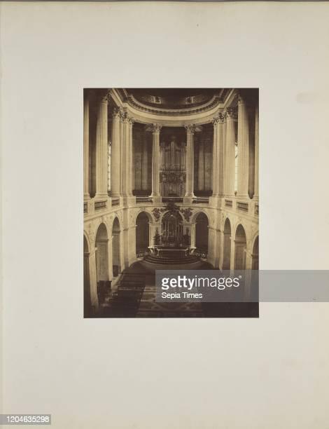 La Chapelle, Andre Adolphe-Eugene Disderi , Paris, France Albumen silver print, 34.6 _ 26.5 cm .