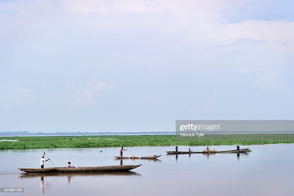 La Cité du Fleuve - Building the future of Kinshasa : Stock Photo