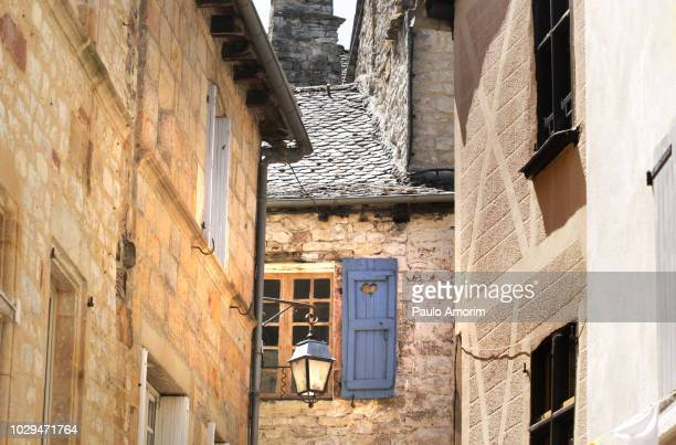 La Citadelle Medievale Village in Lozere,France