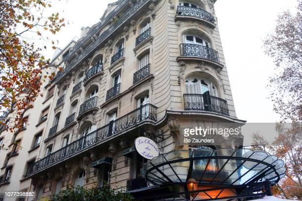 La Closerie de Lilas on Boulevardd du Montparnasse, Paris, France