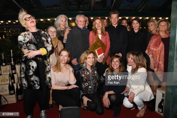 La Closerie des Lilas 2017 Jury Members La Closerie des Lilas Awards president Emmanuelle de Boysson La Closerie des Lilas vice predisent Tatiana de...