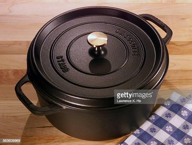 La Cocotte cast iron slow cooker by Staub
