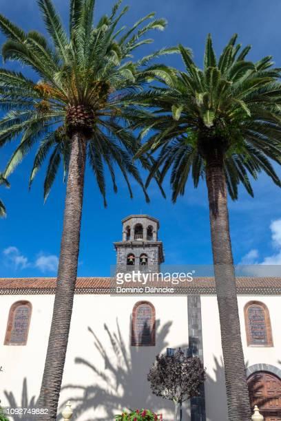 'La Concepción' church, in San Cristóbal de La Laguna city. Tenerife (Canary Islands, Spain)