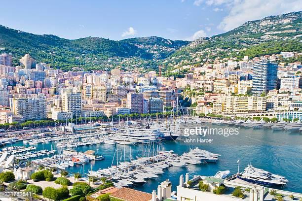 La Condamine, Monaco harbour, Monaco