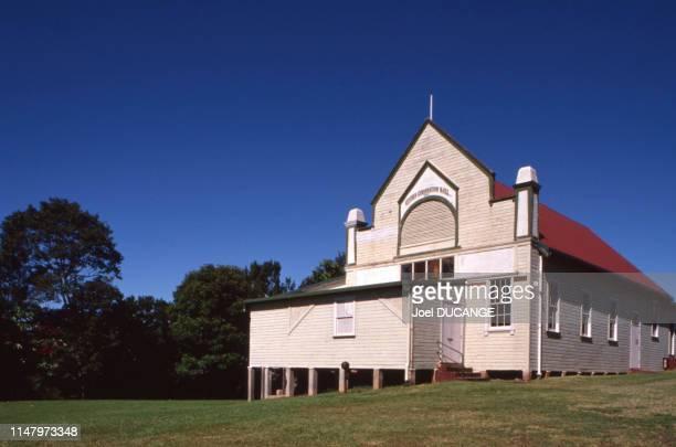 La Coronation Hall de Clunes en 2000 Australie