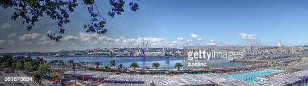 la coruna city - a coruna stock pictures, royalty-free photos & images
