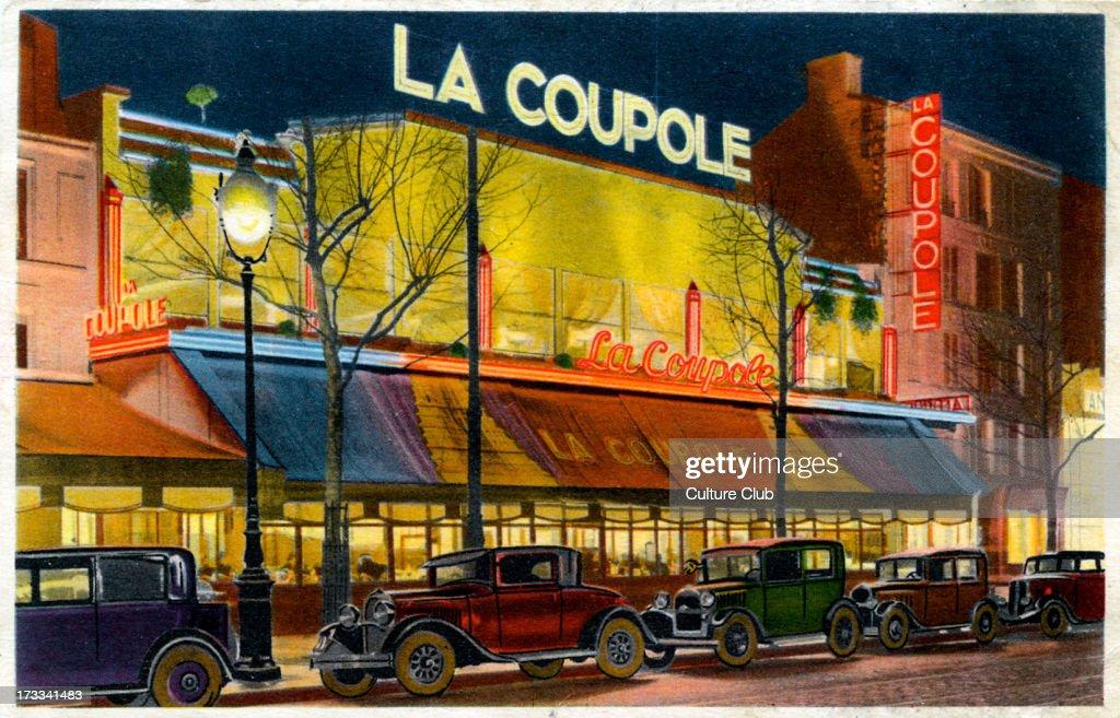 La Coupole, Paris : Photo d'actualité